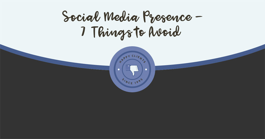 social media presence digital marketing tools social networks