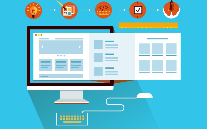 website design conception web création site internet site web