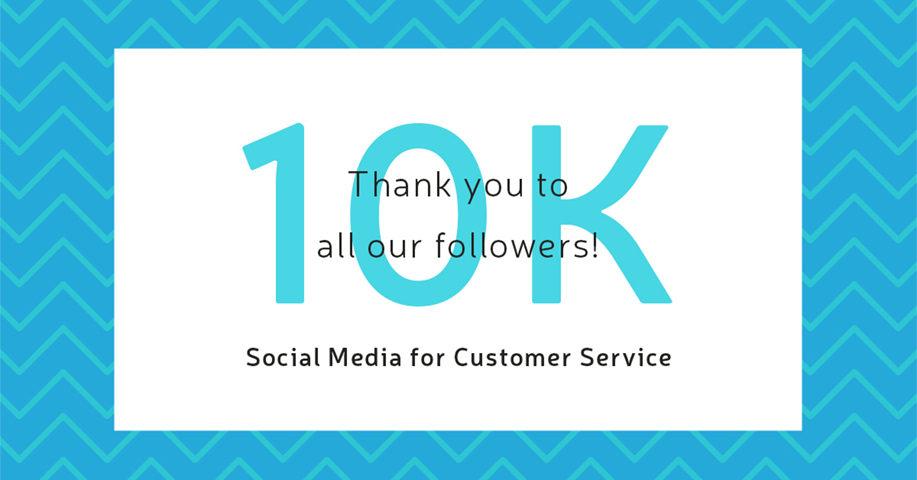 social media customer service SMM