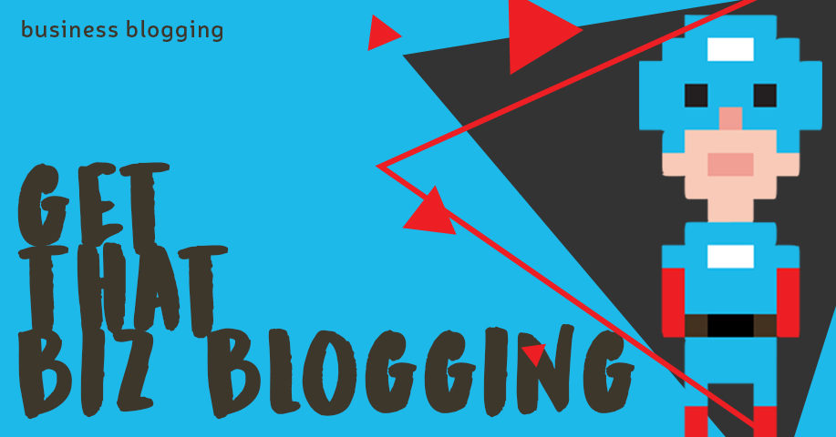 Business blog blogging content creation